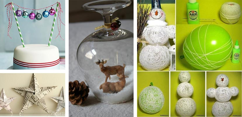 karácsonyi dekor tippek